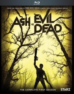 "Blu-ray Review ""Ash vs Evil Dead: The Complete First Season"""