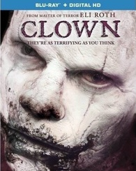 "Blu-ray Review ""Clown"""
