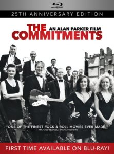 "Blu-ray Review: ""The Commitments"" 25th Anniversary Edition"