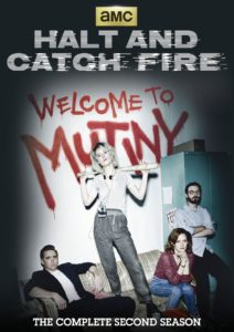 "DVD Review ""Halt And Catch Fire: The Complete Second Season"""