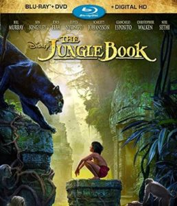 "Blu-ray Review ""The Jungle Book (2016)"""