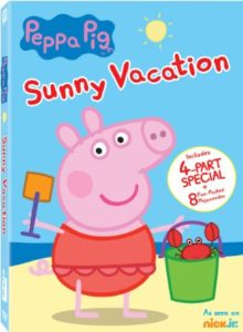 "DVD Review ""Peppa Pig: Sunny Vacation"""