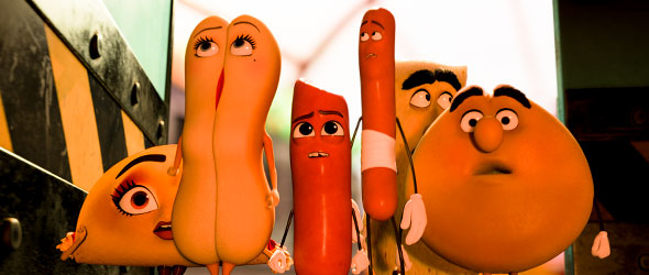 """Film Review: """"Sausage Party"""""""