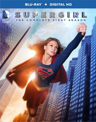 "Blu-ray Review ""Supergirl: The Complete First Season"""