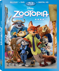 "Blu-ray Review ""Zootopia"""