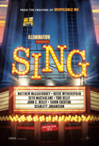 "Film Review: ""Sing"""