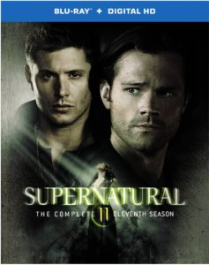 "Blu-ray Review ""Supernatural: The Complete Eleventh Season"""