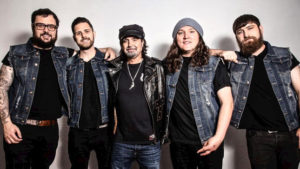 Guitarist Todd Campbell talks about teaming up with his family to form Phil Campbell and the Bastard Sons