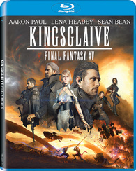 "Blu-ray Review ""Kingsglaive: Final Fantasy XV"""