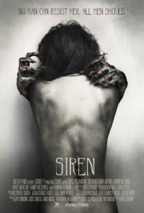 "Official and Poster Released Trailer for ""V/H/S"" spinoff, ""SiREN""!"