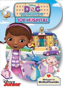"DVD Review ""Doc McStuffins: Toy Hospital"""