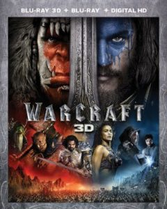 "Blu-ray 3D Review ""Warcraft 3D"""