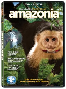 "DVD Review ""Amazonia"""