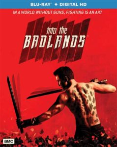 "Enter to Win a Blu-ray for ""Into the Badlands: The Complete First Season"""