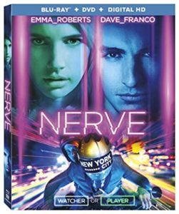 "Blu-ray Review ""Nerve"""