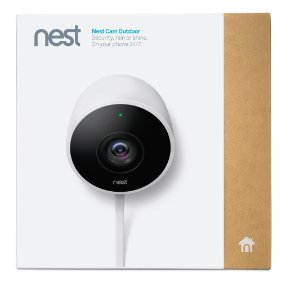 Protect Your Home with Nest Cam Outdoor Security Camera