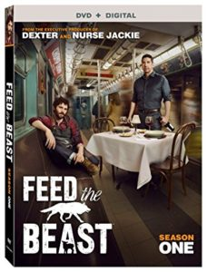"DVD Review ""Feed the Beast: Season 1"""