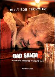 "Film Review: ""Bad Santa 2"""
