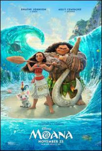 "Film Review: ""Moana"""