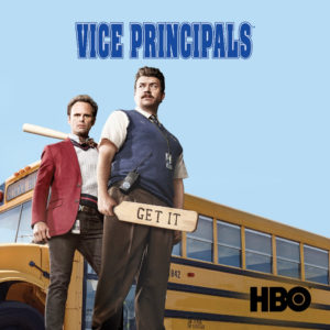 "Enter to Win a Digital HD Copy for Season 1 of ""Vice Principals"""