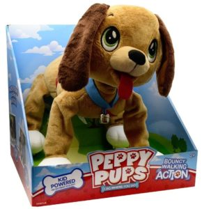 TPF Toys' Peppy Pups Hit Stores in Time For Holiday Shopping!