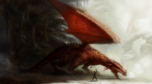 Greatest Fictional Dragons!