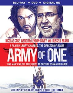 "Blu-ray Review ""Army Of One"""