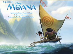"Book Review ""The Art of Moana"""