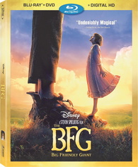 "Blu-ray Review ""The BFG"""