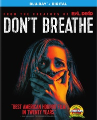 "Blu-ray Review ""Don't Breathe"""