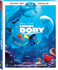 "Blu-ray Review ""Finding Dory"""