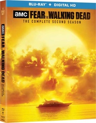 "Blu-ray Review ""Fear the Walking Dead: The Complete Second Season"""