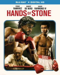 "Blu-ray Review ""Hands of Stone"""