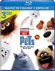 "Blu-ray 3D/4K Ultra HD Review ""The Secret Life of Pets"""