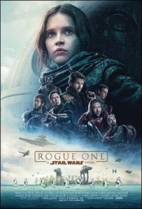 "Film Review: ""Rogue One: A Star Wars Story"""