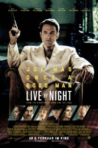 "Film Review: ""Live By Night"""