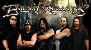 "Tommy Blardo and Frank Morin of Enemy Remains talk about their new album ""No Faith In Humanity""."