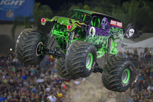 Event Review: Monster Jam @ Raymond James Stadium, Tampa, FL