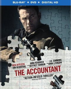 "Blu-ray Review ""The Accountant"""