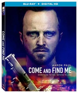 "Blu-ray Review ""Come and Find Me"""