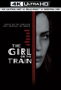 "4K Ultra HD Review ""The Girl on the Train"""