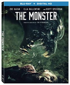 "Blu-ray Review ""The Monster"""