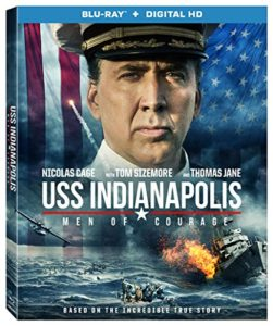 "Blu-ray Review ""USS Indianapolis: Men of Courage"""