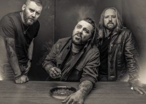 "Seether Announce U.S. Tour Dates in Support of New Album ""Poison Parish"""