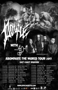 Legendary Misfits guitarist Doyle Wolfgang Von Frankenstein announces US Tour