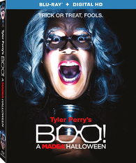"Blu-ray Reviews ""Tyler Perry's Boo! A Madea Halloween & Madea on the Run"""