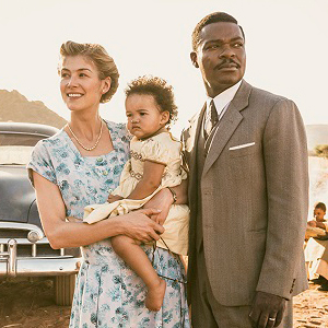 "Film Review: ""A United Kingdom"""