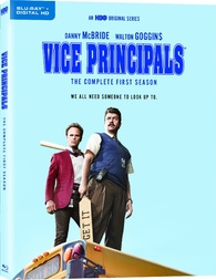 "Blu-ray Review ""Vice Principals: The Complete First Season"""