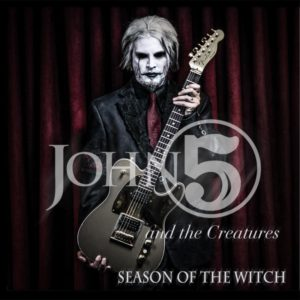 "CD Review: John5 ""Season of the Witch"""