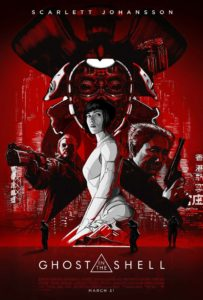 "Free Advance Screening for ""Ghost in the Shell"" in Orlando, FL"